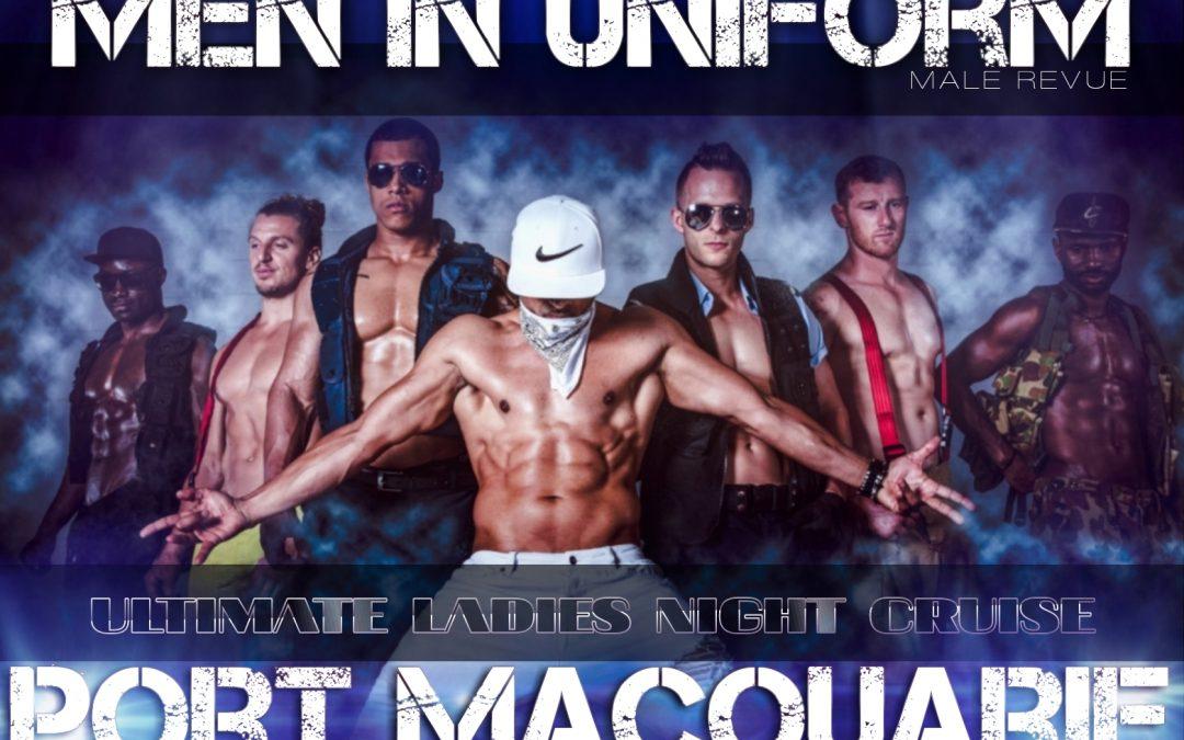 Men in Uniform – Male Revue
