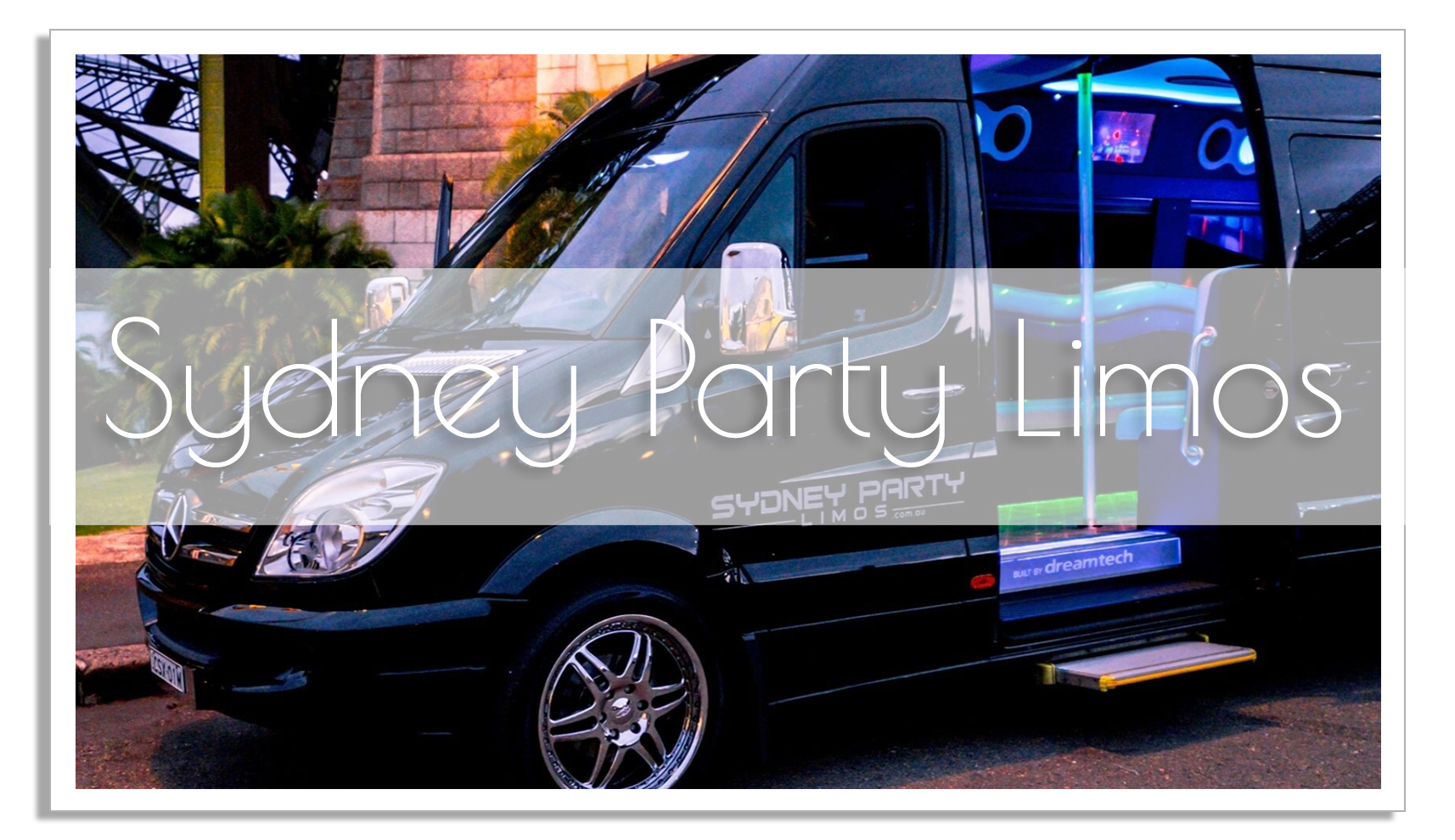 Hens Party Transport