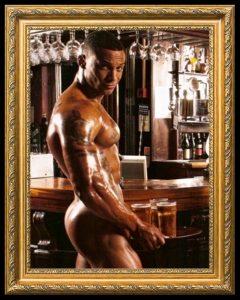 Nude Waiter