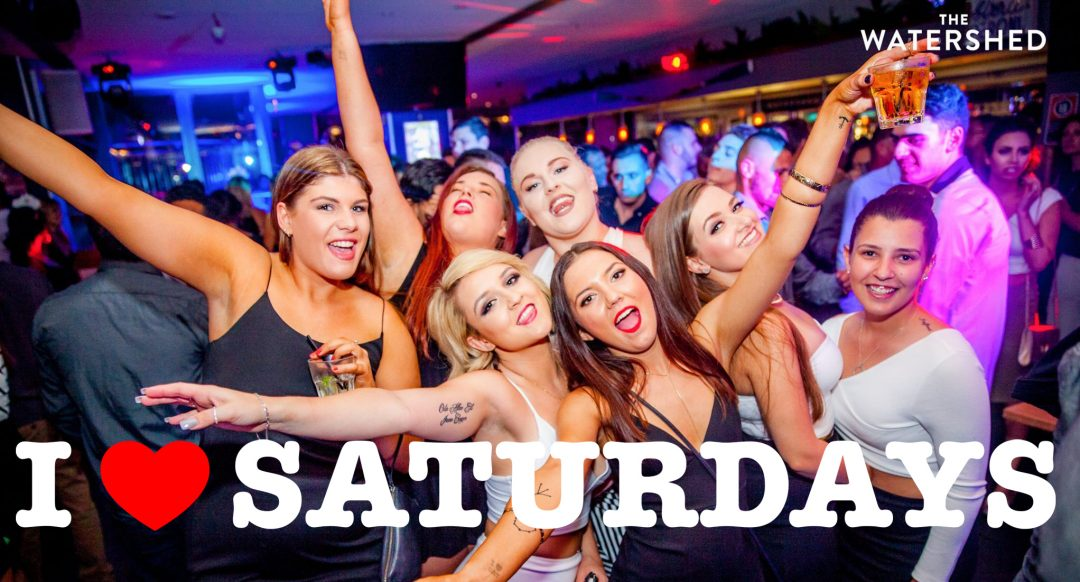 Girls Night Out – I Love Saturdays