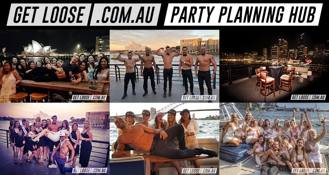 Hen's Parties Sydney